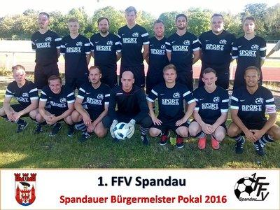 Mannschaften Pokal 2016