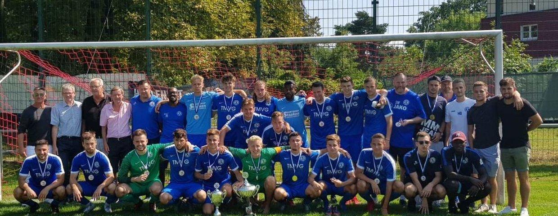 Sieger 2018 SC Staaken