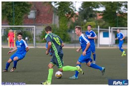 Highlights Halbfinale Staaken vs Gatow