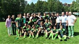 Sieger 2017 SC Gatow - Glückwunsch