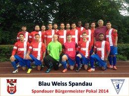 Mannschaften Pokal 2014