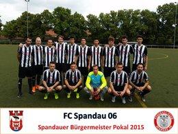 Mannschaften Pokal 2015